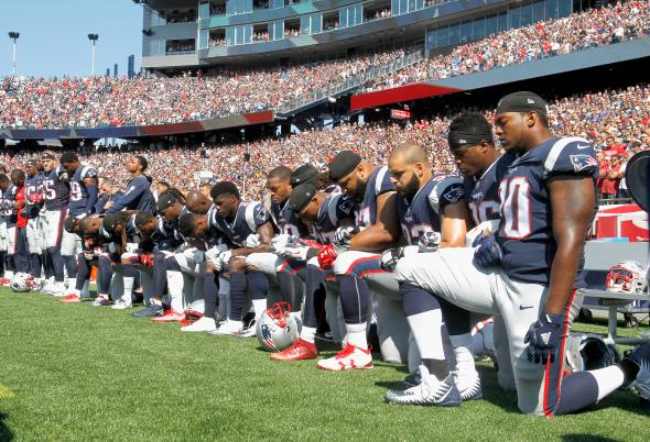 How to Address the NFL Protests with Humility