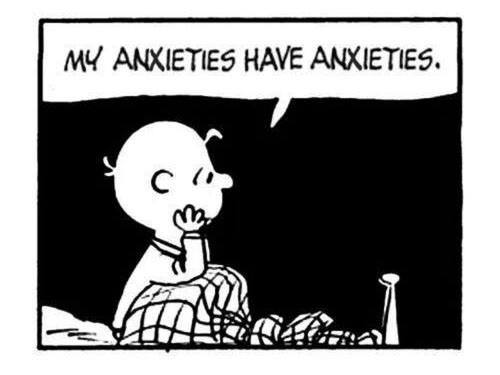 How to Be Less Anxious-Part 1: Anxiety and Fear