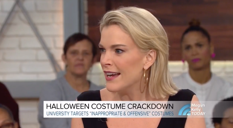 3 Reflections on the Megyn Kelly Blackface Panel
